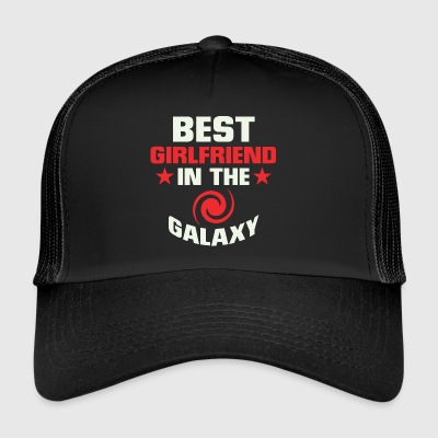 Girlfriend Boyfriend Shirtno31 - Trucker Cap