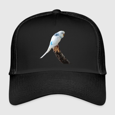 budgie bird budgerigar - Trucker Cap