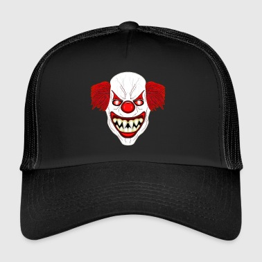 horror Clown - Trucker Cap
