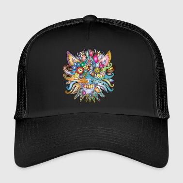 Crazy Cat - Trucker Cap