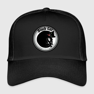 Black Cat - Trucker Cap