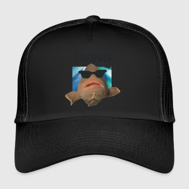 poissons SWING - Trucker Cap