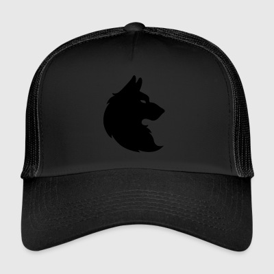 DemonWolf Logo - Trucker Cap