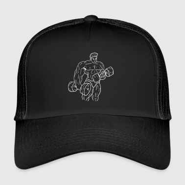 workout - Trucker Cap