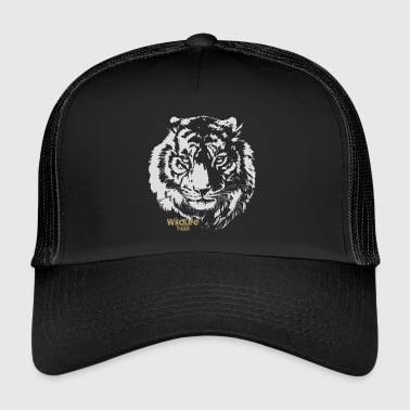 Wildlife · Tiger - Trucker Cap