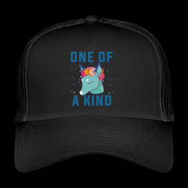 One of a kind.Unique Dow.Magical Gifts.Deer. Foal - Trucker Cap