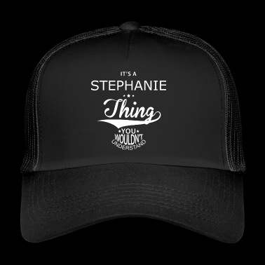 Stephanie - Trucker Cap