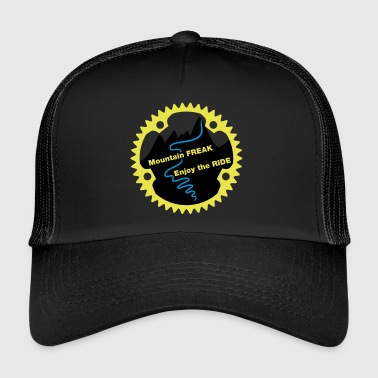 Mountain Freak - Trucker Cap
