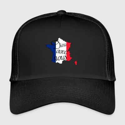 God with us - Trucker Cap