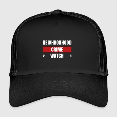 Wijk Crime Watch - Trucker Cap