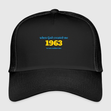 God idea 1963 - Trucker Cap