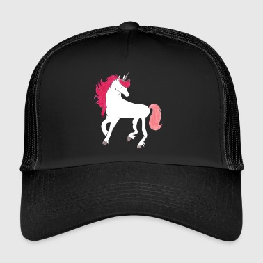 Unicorn fashion - Trucker Cap