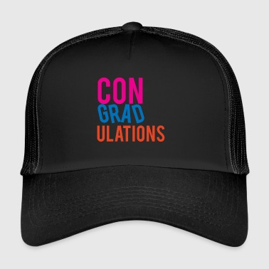High School / Graduation: Félicitations - Trucker Cap