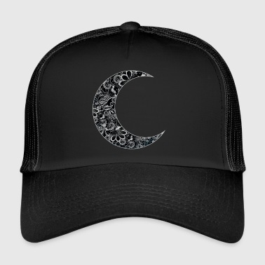 Moon - Trucker Cap