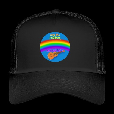 Over regnbuen - Trucker Cap