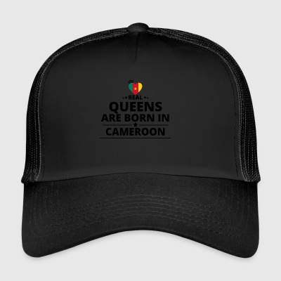 DON DE L'AMOUR DE QUEENS CAMEROUN - Trucker Cap