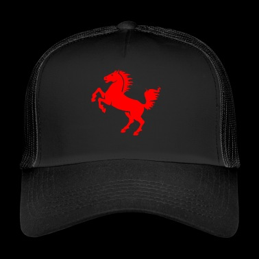 Red Horse - Trucker Cap