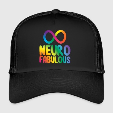Neurofabulous - Trucker Cap
