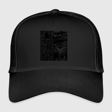 evolution 2 - Trucker Cap