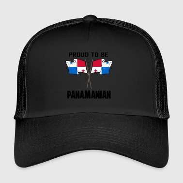 Proud to be land heimat Panama - Trucker Cap