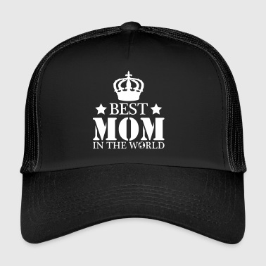 BEST MOM - Trucker Cap