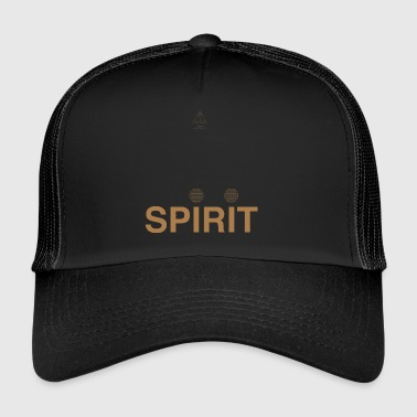 spirit 6 - Trucker Cap