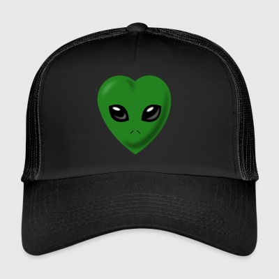 Alien Love - Trucker Cap