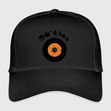 90 'band - nittiotalet Music - Trucker Cap
