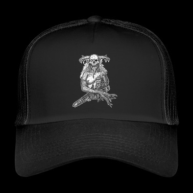 tech-no-logic-kill 1 - Trucker Cap