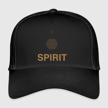Spirit 8 - Trucker Cap