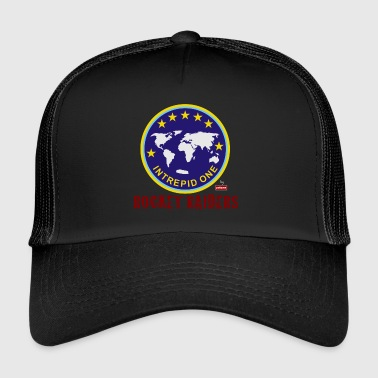 patame Intrepid One Logo Rocket Raiders - Trucker Cap