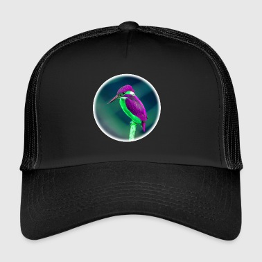 oiseau flashy - Trucker Cap