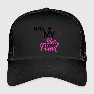 BestFriend - Trucker Cap