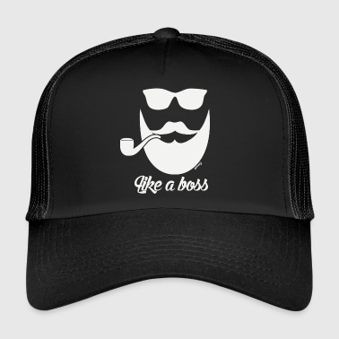 As a boss (H) - Trucker Cap