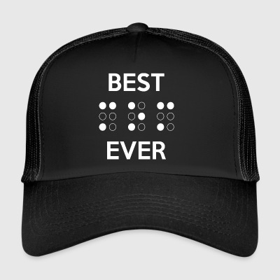Braille Original Gift: Order Here - Trucker Cap