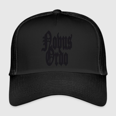 Novusordo copy - Trucker Cap