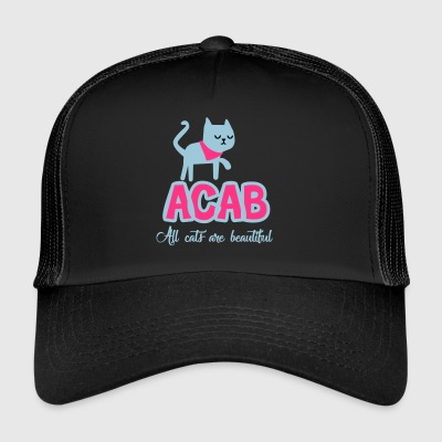 All Cats Are Beautiful - Trucker Cap