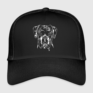DEUTSCHER BOXER - GERMAN BOXER - Trucker Cap