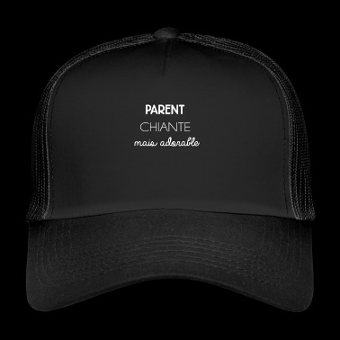 parent - Trucker Cap
