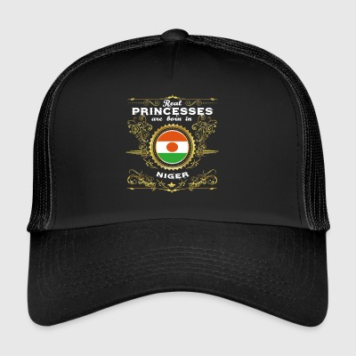 PRINCESS PRINCESS QUEEN BORN NIGER - Trucker Cap