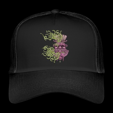 Bes Under Water - Trucker Cap
