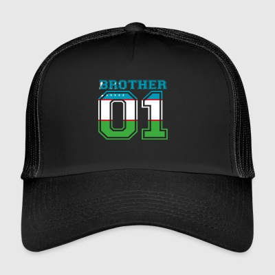 bruder brother 01 king Usbekistan - Trucker Cap