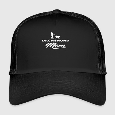 MOM MOTHER DOG hund Kvinna TAX - Trucker Cap