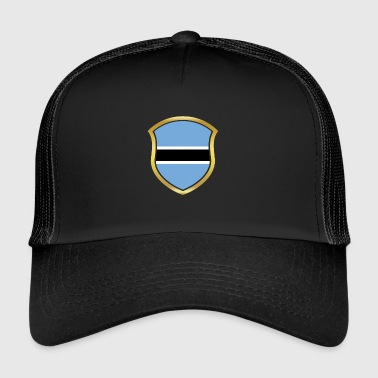 World Champion Champion 2018 wm team Botswana png - Trucker Cap
