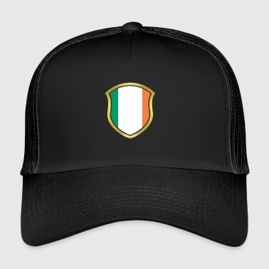 World Champion Champion 2018 wm team Ireland png - Trucker Cap