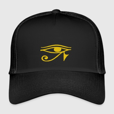 Egypten eye / Horusauge Noble design - Trucker Cap