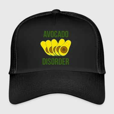 Avocado 3 - Trucker Cap