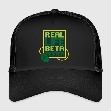 Real Life Beta Testers! - Trucker Cap