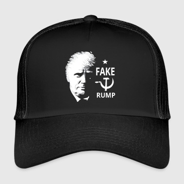 Fake Trump - Trucker Cap