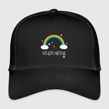 Death Metal - Trucker Cap